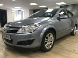 Vauxhall Astra 1.6 16v Elite GREY FULL SPEC WARRANTY 12 MONTHS MOT FULL SERVICE