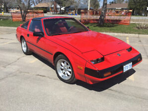 Beautiful 100% Original 1986 Nissan 300ZX Coupe - Rare Condition