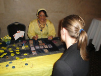 Psychic Event Entertainment for Halloween