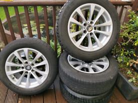 Vivaro Alloy wheels