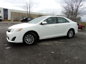 2012 TOYOTA CAMRY HYBRID A GAS SAVER CERTFIED E-TESTED CHEAP