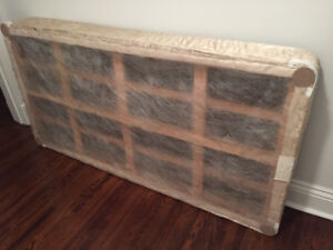 Free TWIN box spring for pick-up