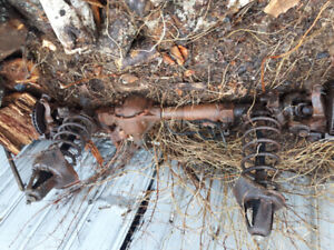 Dodge Dana 44 front differential