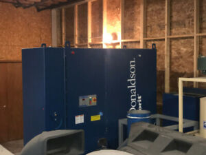 TG-4 Powercore Dust Collector