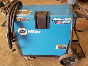 Miller wire feed welder for sale