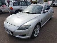 Mazda RX-8 1.3 231, Bose Sound, 7 Services, Mot'd, Full Leather, Heated Seats,