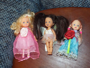 Many Barbie Kelly Lots ~ Hard to find!