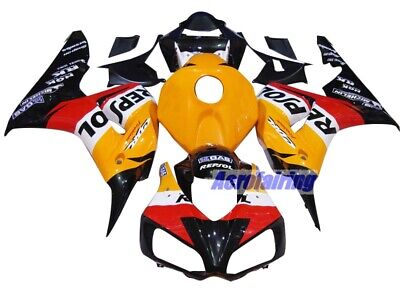 AF ABS Fairing Injection Body Kit Painted for Honda CBR 1000RR 2006 2007 CK