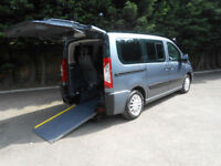 2012 Peugeot Expert Tepee 2.0HDi Leisure Wheelchair Accessible Vehicle.
