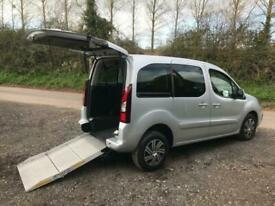 image for 2017 Citroen Berlingo Multispace 1.6 BlueHDi 100 Feel 5dr AUTOMATIC WHEELCHAIR A