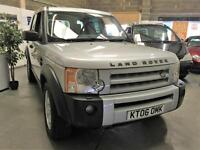 2006 06 LandRover Discovery TDV6 7 Seater Full Leather