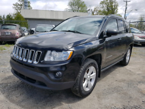 2012 Jeep Compass North 4x4 automatique