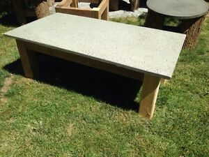 Outdoor patio Concrete Tables Stratford Kitchener Area image 2