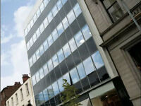 Fully Furnished - ( ARTHUR STREET -BT1) Office Space to Let in Belfast