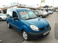 2005 Renault Kangoo 1.6 Authentique Auto WAV From £3,895 + Retail Package MPV Pe