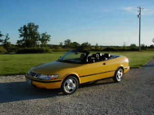 1998 Saab SE Turbo Convertible