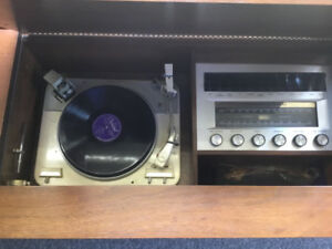 Clairtone Record Player