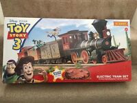Hornby toy story 3 electric train set xmas gift?