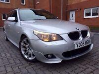 ** STUNNING ** BMW 5 Series M Sport Touring - E60 (525D 530D 535D 3 series Audi A4 a6 a8 estate)