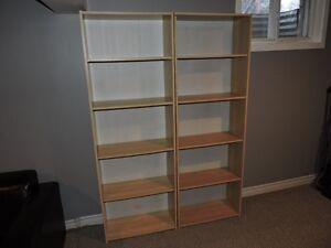 Matching Bookcases