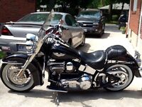 Own a Harley Davidson Deluxe at a great price