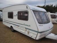 Swift Signature 17/4 2003 4 Berth End Washroom Single Axle Touring Caravan