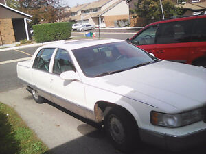 1996 Cadillac Fleetwood Brougham Other