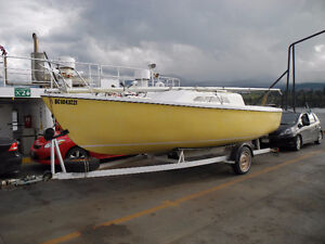 24' Venture and Trailer