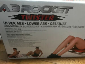 AB  ROCKET Twister almost new!!