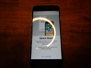 iPhone 6, Space Grey, 16GB with new LifeProof FRE case