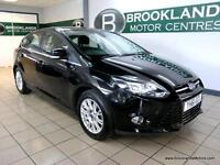 Ford Focus 1.6 TI-VCT TITANIUM 125PS [4X SERVICES and DAB RADIO]