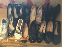 Ladies Assorted Shoes Size 7