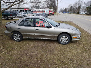 2002 Pontiac Sunfire Other