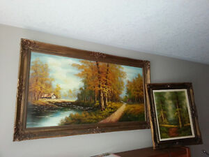 Art/Paintings Twin Palms and others Belleville Belleville Area image 7
