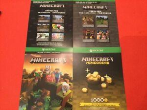 Minecraft + Kit départ + kit créateur + 1000 Mincoins