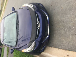 2013 Hyundai Elantra L Sedan - Indigo Night - Extended Warranty