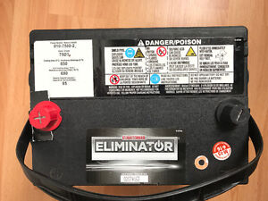 Batterie Eliminator flambant neuve