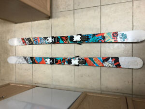 Line Mastermind 177cm With Head Mojo 15 Bindings