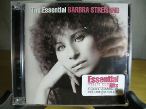 The Essential Barbra Streisand -2CD's, NEW Oakville / Halton Region Toronto (GTA) image 1