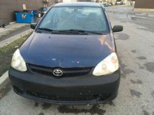 Toyota Echo 2005 with Remote Car Starter - $1,940.00