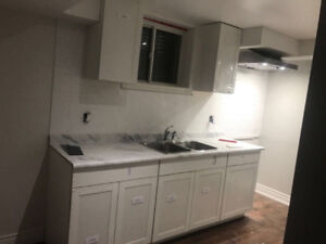 rooms and basement for rent