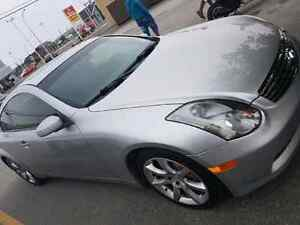2004 INFINITY G35 COUPE MANUAL