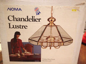 Chandelier-Great condition