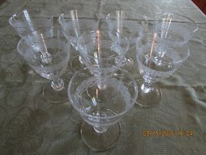 *STUNNING* Gobelet-Style – Set of 16  Wine Glasses *Barely Used* West Island Greater Montréal image 6