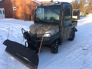 Kubota diesel side by side mint condition