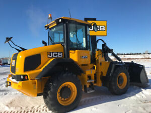 **CLEAR OUT PRICE** NEW JCB 417 WHEEL LOADER
