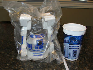 Star Wars Taco Bell Cup Toppers 1997 New