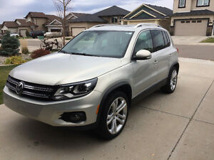 2012 Volkswagen Tiguan High Line SportSUV, Crossover 4 motion SI