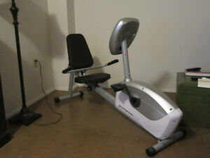 Reclining Exercise Bike