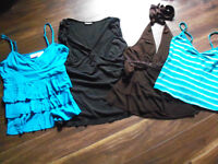 Lot of 4 Women's SMALL Tops/Shirts(Smokefree/4 for $15)